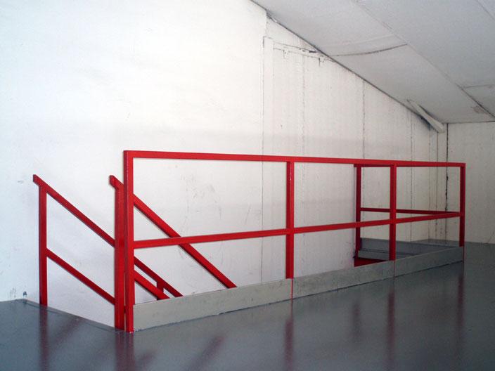 Dise o y fabricaci n de escaleras pasarelas barandillas - Barandillas de diseno ...