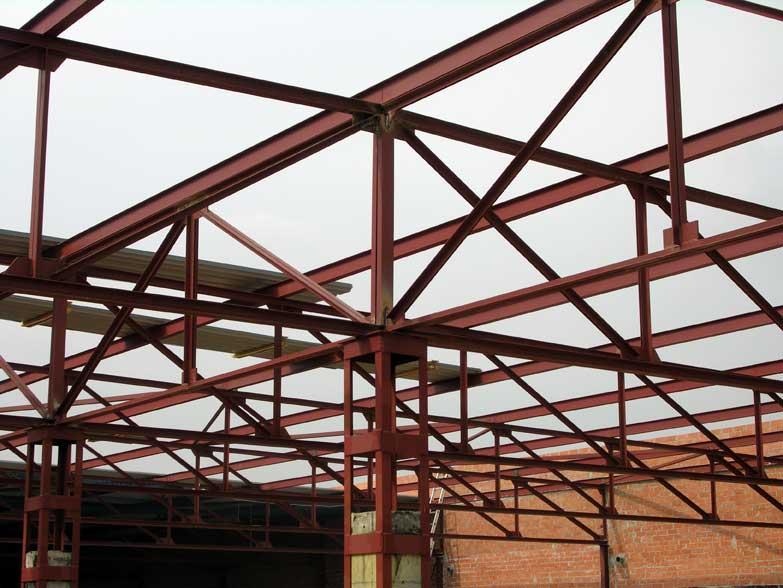 Estructuras met licas for Perfiles de estanterias metalicas